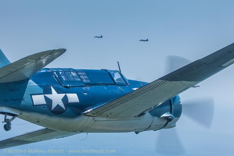 _MG_1175 - Richard Mallory Allnutt photo - Arsenal of Democracy Flyover - Preparations - Culpeper, VA -May 07, 2015