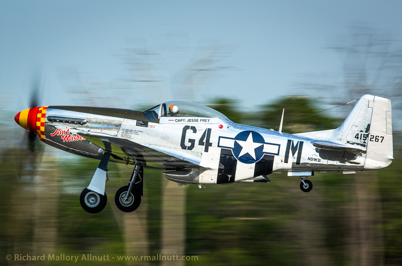 _C8A1178 - Richard Mallory Allnutt photo - Arsenal of Democracy Flyover - Preparations - Culpeper-Manassas, VA -May 06, 2015