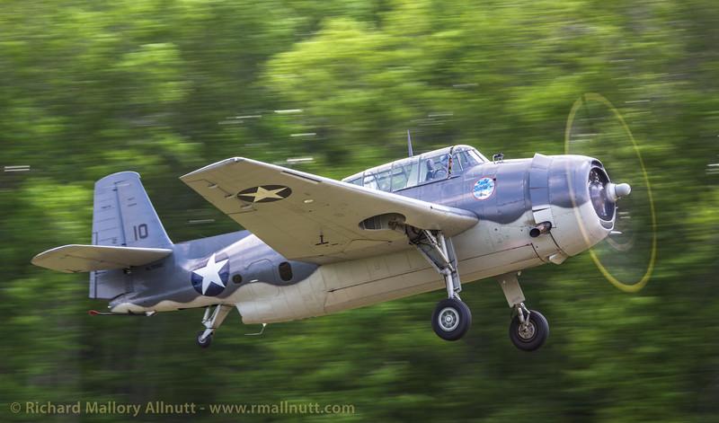 _C8A9673 - Richard Mallory Allnutt photo - Warbirds Over the Beach - Military Aviation Museum - Pungo, VA - May 17, 2014