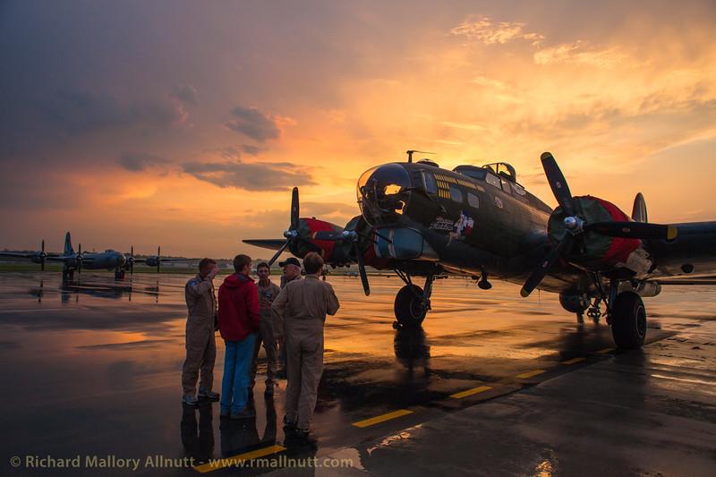 _MG_0577 - Richard Mallory Allnutt photo - Arsenal of Democracy Flyover - Preparations - Culpeper-Manassas, VA -May 06, 2015