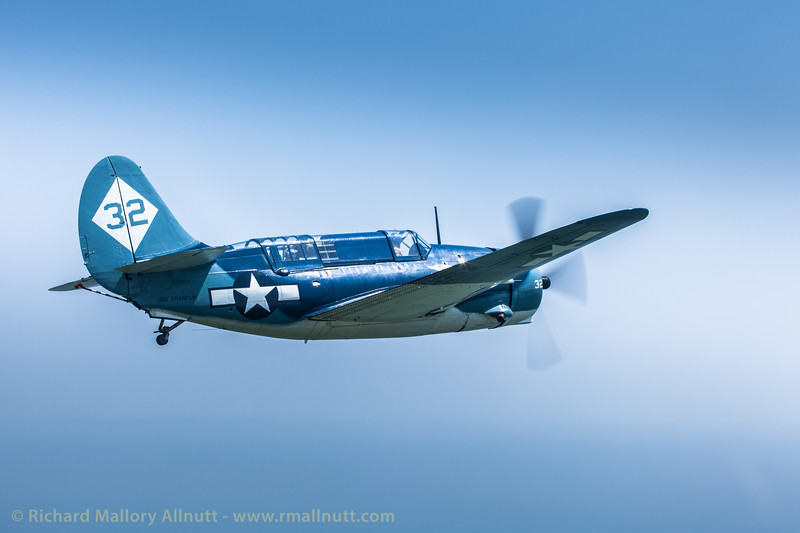 _MG_1146 - Richard Mallory Allnutt photo - Arsenal of Democracy Flyover - Preparations - Culpeper, VA -May 07, 2015