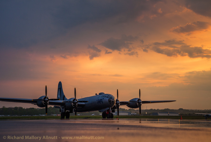 _MG_0550 - Richard Mallory Allnutt photo - Arsenal of Democracy Flyover - Preparations - Culpeper-Manassas, VA -May 06, 2015