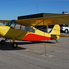 Tom Wadsworth's Aeronca Champ.