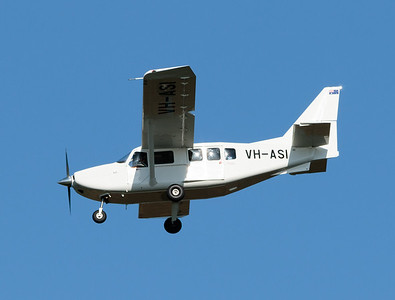 VH-ASI AIRVAN G-8