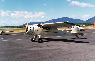 VH-UYG CESSNA C-34