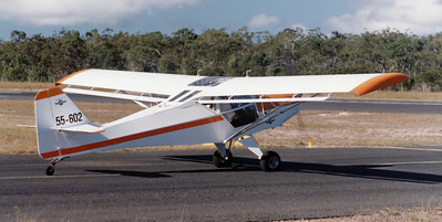 55-0602 Calair Corp Skyfox Ca21