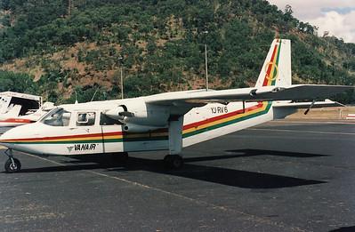 YJ-RV6 VANAIR BN-ISLANDER