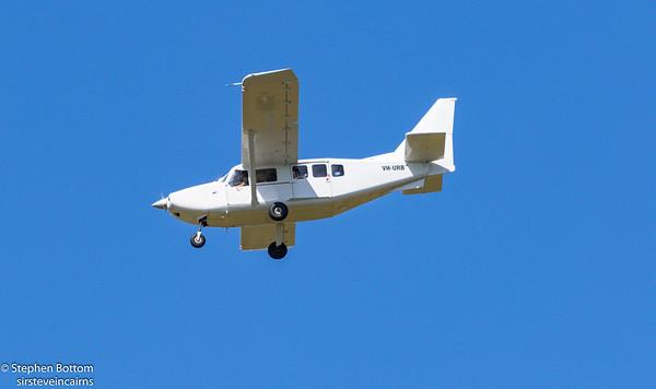 VH-URB GIPPSAERO GA-8