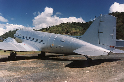 VH-SPY AUSTRALIA SOUTH PACIFIC DC-3