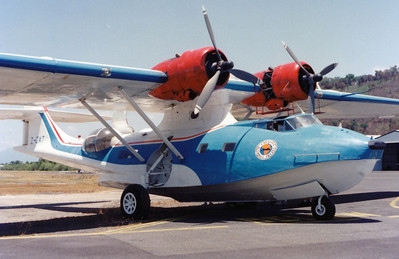 Z-CAT CANADIAN VICKERS BUILT CANSO (CATALINA)  (CN CV-357)