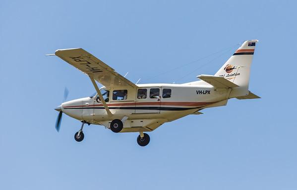 VH-LPX GSL AVIATION GIPSLAND G-8