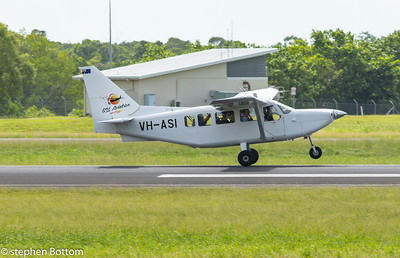 VH-ASI GSL AVIATION GIPPS-G8