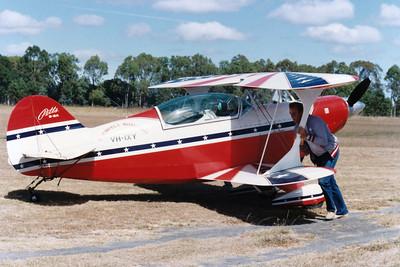 VH-IXY PITS S-2A