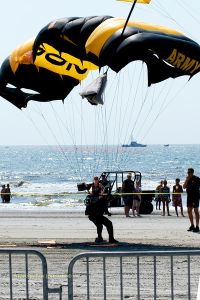 The 7th Annual 2009 Atlantic City Air Show - Thunder Over The Boardwalk, August 19, 2009