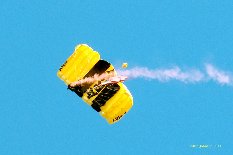 - performing at The 2011 Atlantic City Air Show, August 17, 2011