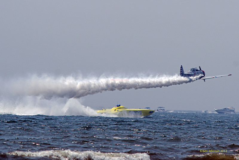 Miss Geico Speedboat Race  - Photos of highlights from the 10th annual Thunder Over The Boarwalk - 2012 Atlantic City Air Show, August 17, 2012