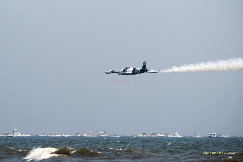 Black Diamond Jet Team - Photos from the 10th annual Thunder Over The Boarwalk - 2012 Atlantic City Air Show, August 17, 2012