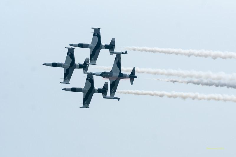 Black Diamond Jet Team - Photos from the 10th annual Thunder Over The Boarwalk - 2012 Atlantic City Air Show, August 17, 20122012