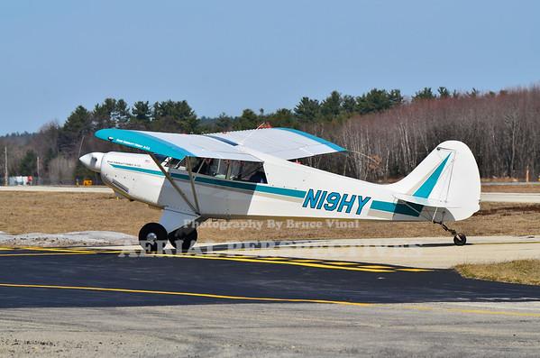 N19HY - 1999 Aviat Aircraft Husky A-1A