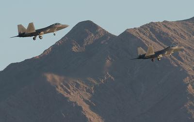 Nellis AFB 19 Nov 2005