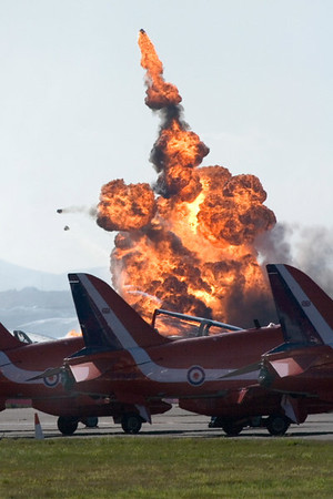 Leuchars Airshow sept 06