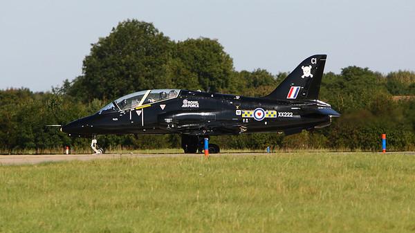 Bae Hawk XX222