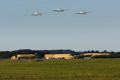 Grobs at RAF Leeming