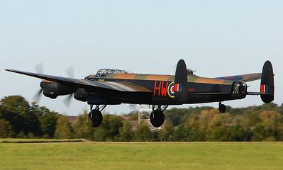 Avro Lancaster BBMF