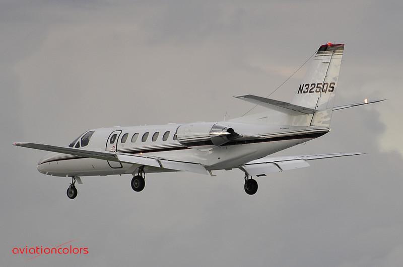 N325QS - 1997 CESSNA 560 - 9/27/2009.