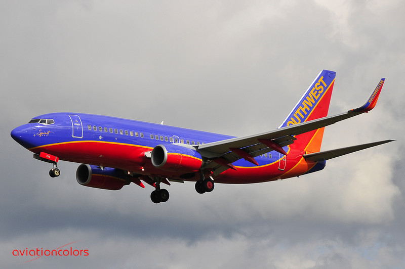 N793SA - 2001 BOEING 737-7H4 - 9/27/2009.