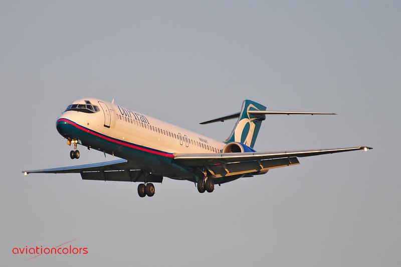 N974AT - KBWI - 8/7/2010