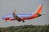 N249WN - 2006 BOEING 737-7H4 - KBWI - 6/7/2009