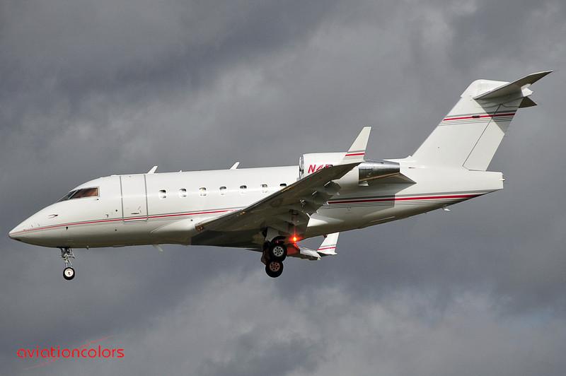 N459CS - 2002 BOMBARDIER INC CL-600-2B16 - KBWI - 9/27/2009