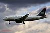 N825AW - 2001 AIRBUS INDUSTRIE A319-132 - 9/27/2009.