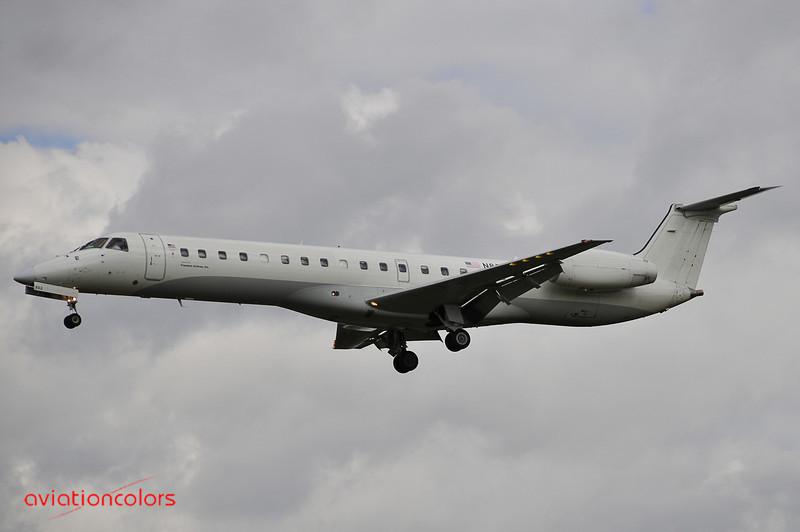 N853MJ - 2002 EMBRAER EMB-145LR - 9/27/2009.