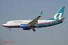N313AT - 2007 BOEING 737-7BD - KBWI - 6/7/2009.