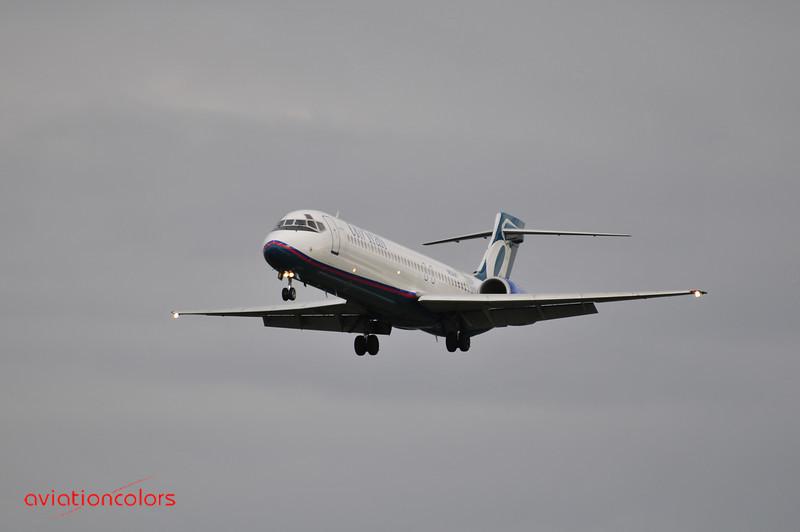 N924AT - 2000 BOEING 717-200 - 9/27/2009.