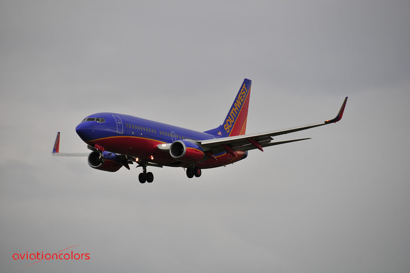 N205WN - 2005 BOEING 737-7H4 - KBWI - 9/27/2009.