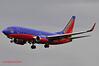 N279WN - 2007 BOEING 737-7H4 - KBWI - 9/27/2009