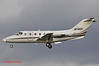 "N114QS - RAYTHEON AIRCRAFT COMPANY 400A ""Beechjet"" - KBWI - 9/27/2009"