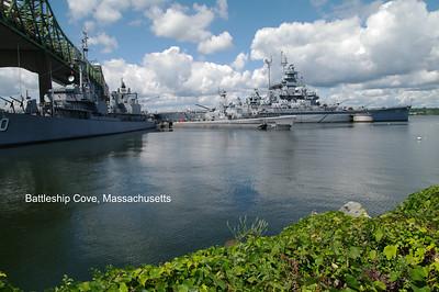 Battleship Cove  8.26.10