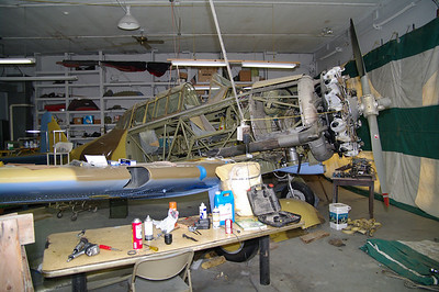 National Warplane Museum / 1941 HAG
