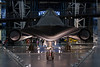 The SR-71 Blackbird.
