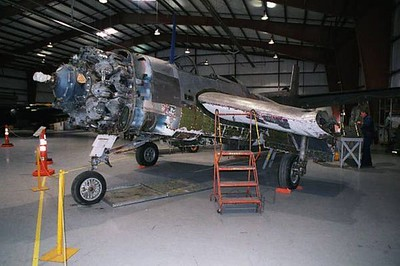 National Warplane Museum (Elmira) 11/99