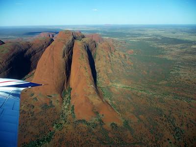 2009 PA31T Cheyenne II 'The Olgas' / Uluru - Australia