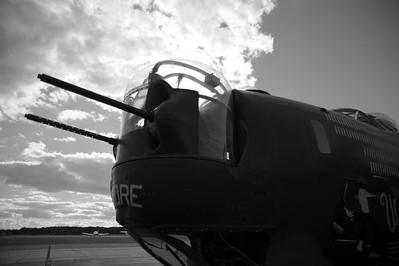 B-17 & B-24