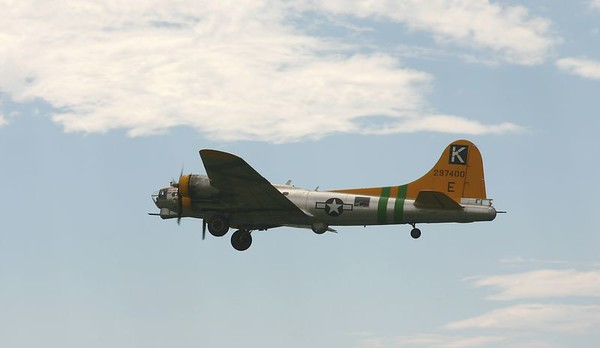 B-17 Flight June 26 2005