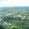 Approaching Carroll County airport at 1600 feet