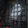 B-29 Flight Engineer Station / Instrument Panel