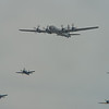 B-29 (FIFI) WITH ESCORT